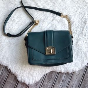 Accessorize • Faux Leather Crossbody Bag